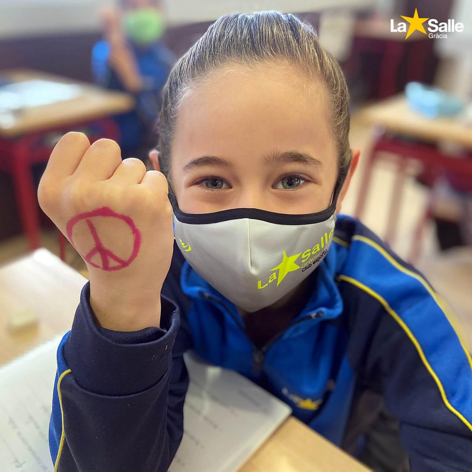 Celebrem el Dia Escolar per la No-Violència i la Pau