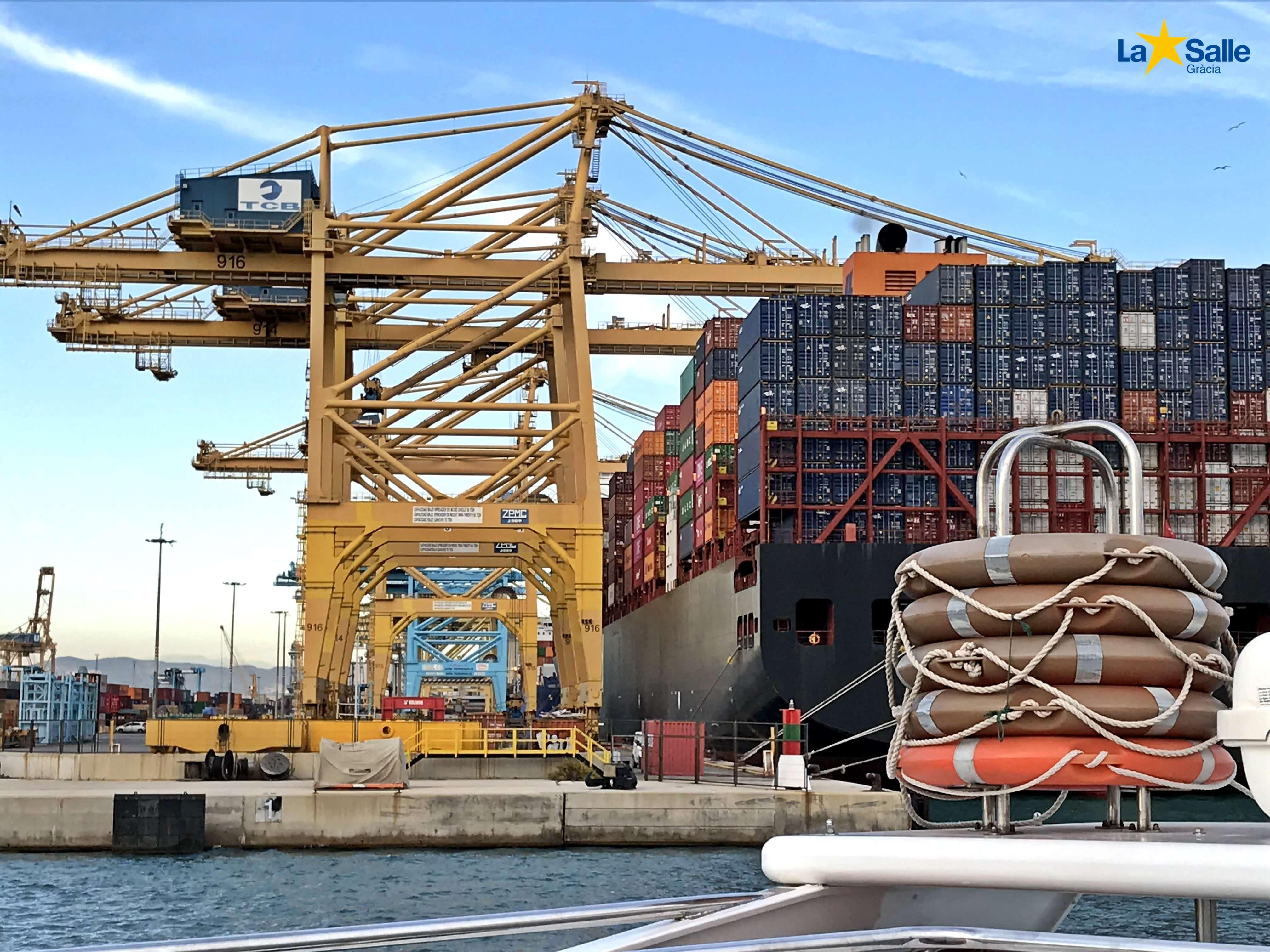 Forma't al Port: la formació sobre transport i logística al Port de Barcelona