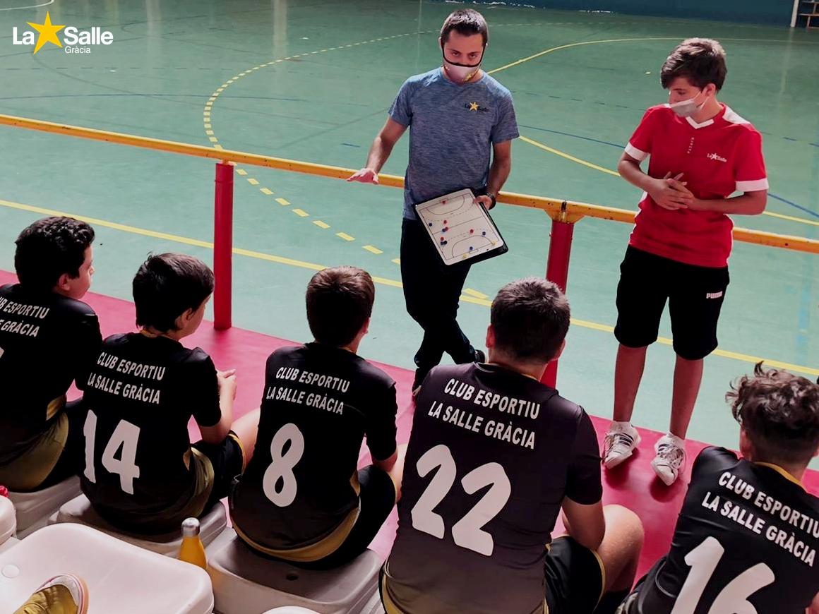 El projecte esportiu de La Salle Gràcia