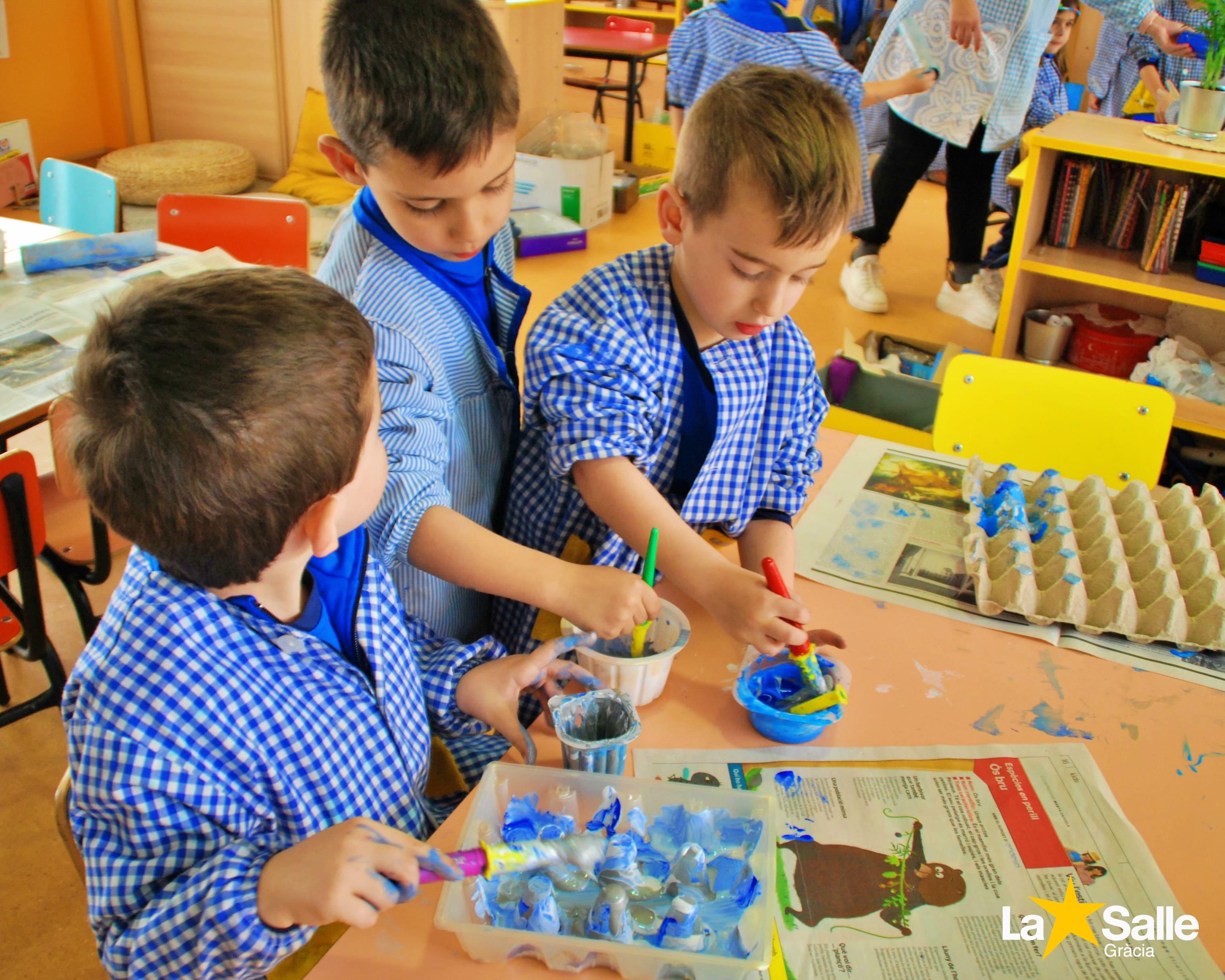 Informació sobre el pla d'obertura de l'escola