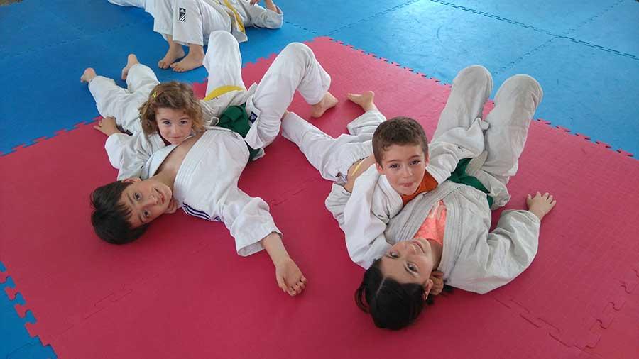 El Club de Judo