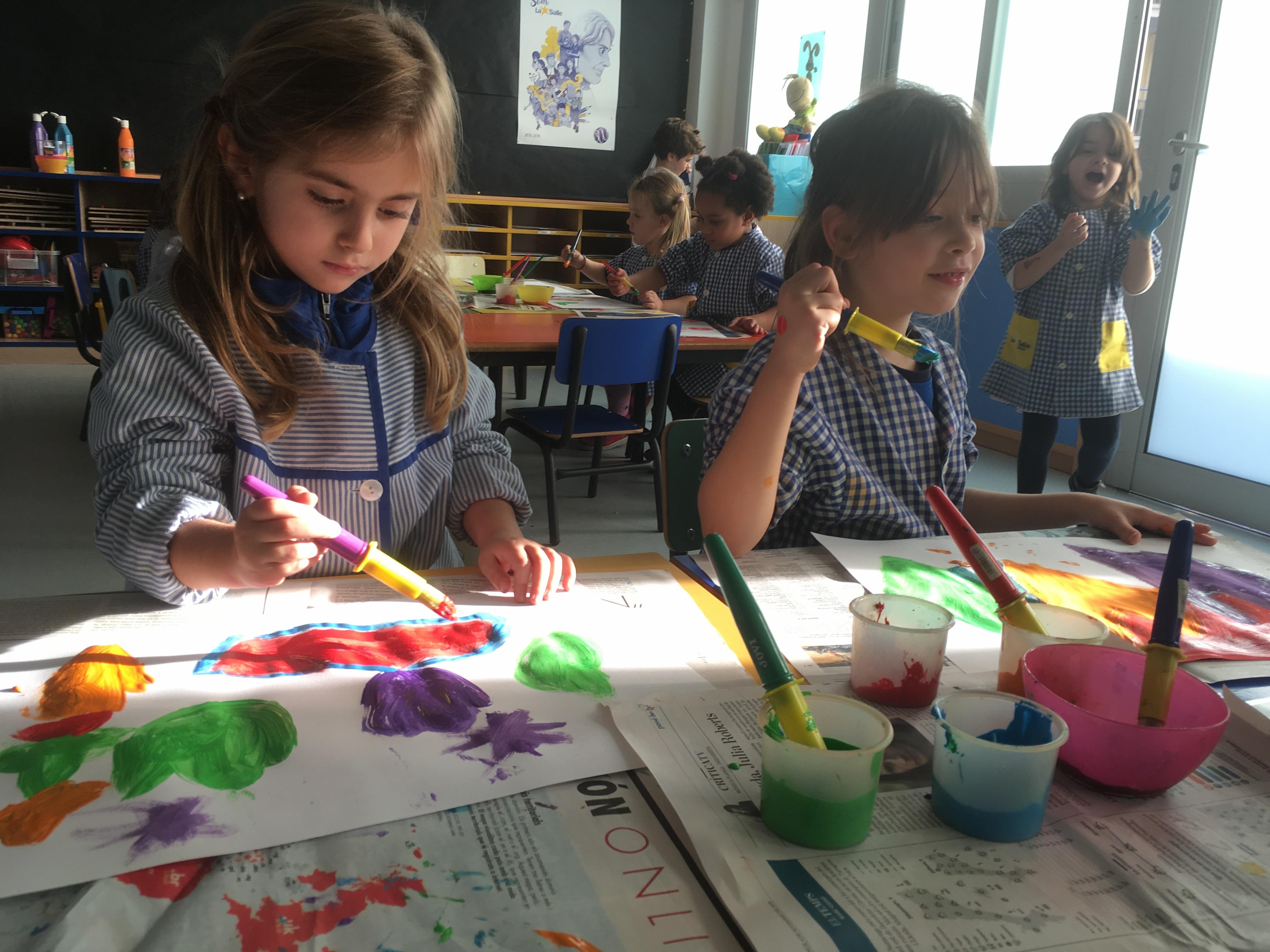 Ambients a educació infantil