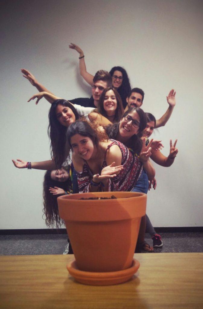 L'<b>Estrella del Nord</b> a l'Associació Joves La Salle Catalunya