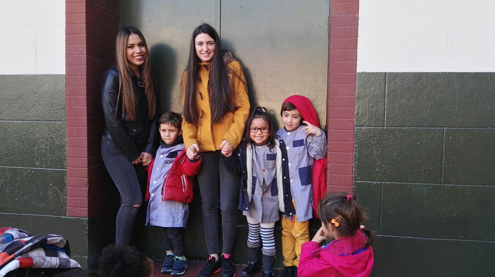 L'alumnat de cicles en Educació Infantil comparteix activitats amb l'equip de La Salle Comtal