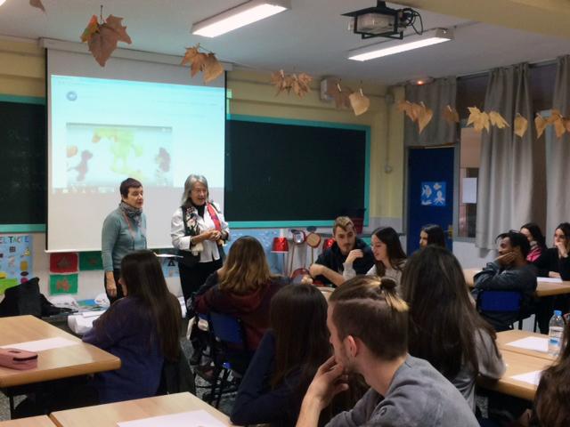 Taller de coeducació amb els alumnes i les alumnes de cicles en Educació Infantil