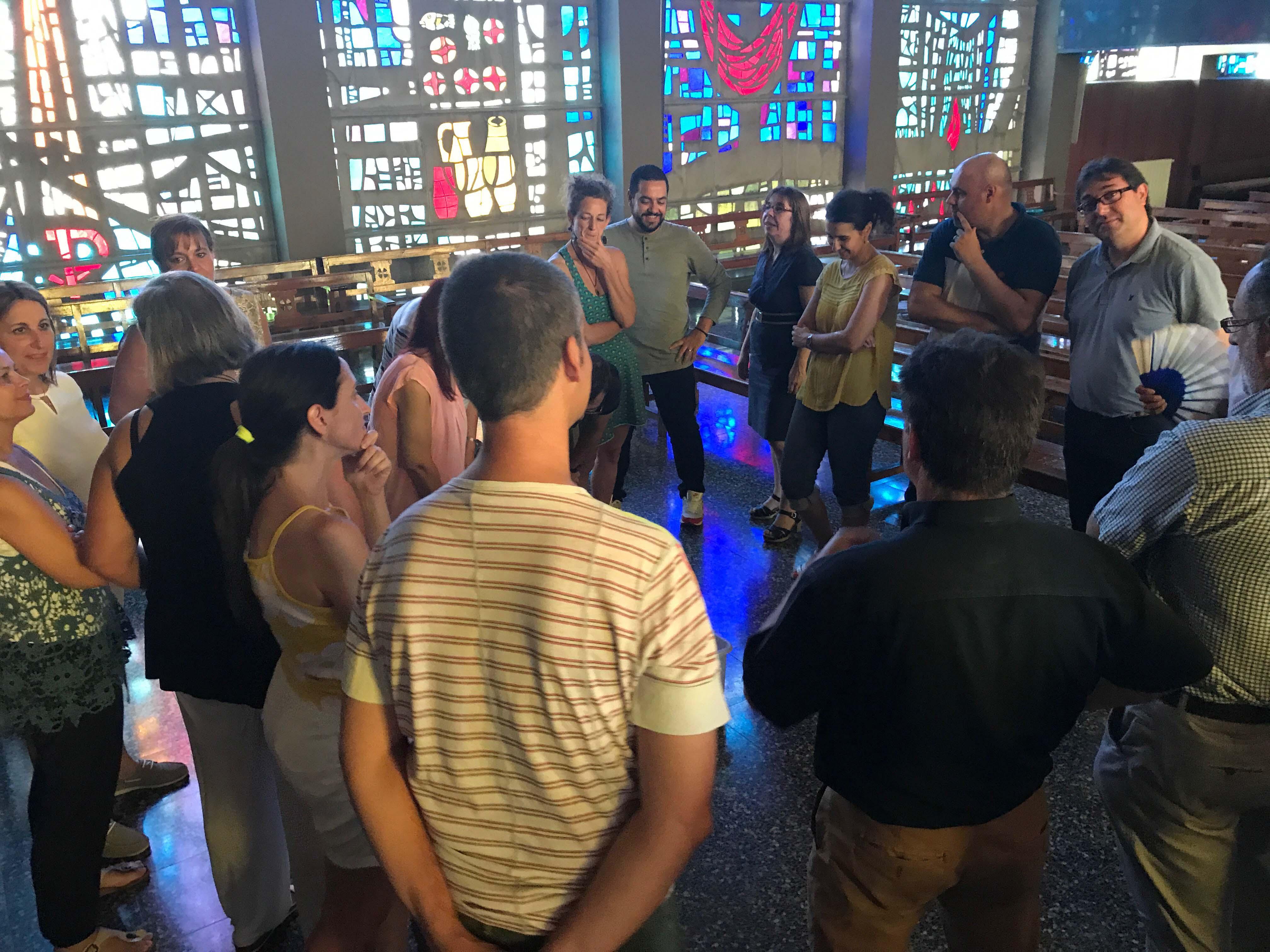 Celebració de la Tercera Trobada de Missió Compartida