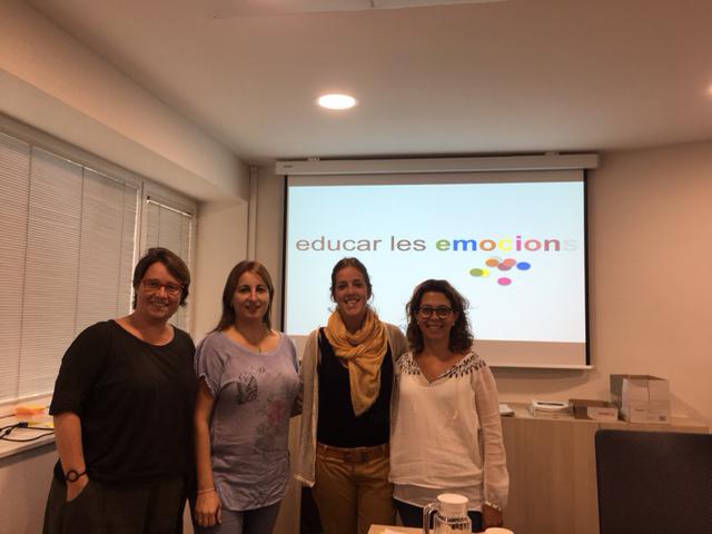 La Salle Gràcia participa com a centre pilot en el programa d'educació emocional de l'ASPB