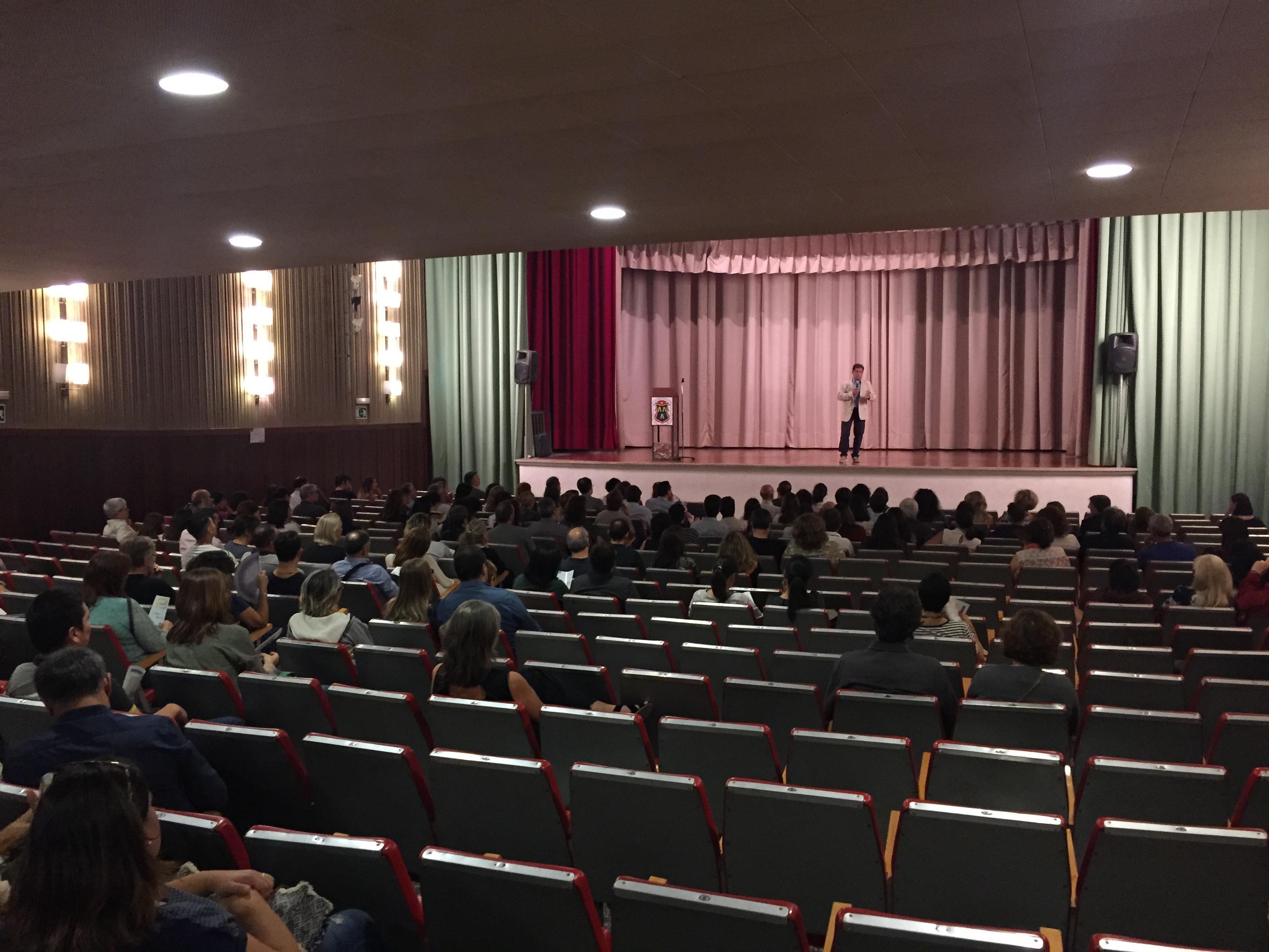 La Salle Gràcia lliura els Premis als millors expedients acadèmics del curs 2016 - 2017