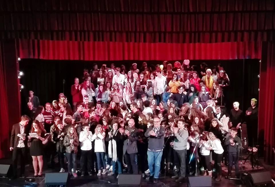 Vídeo del concert CORS SOLIDARIS