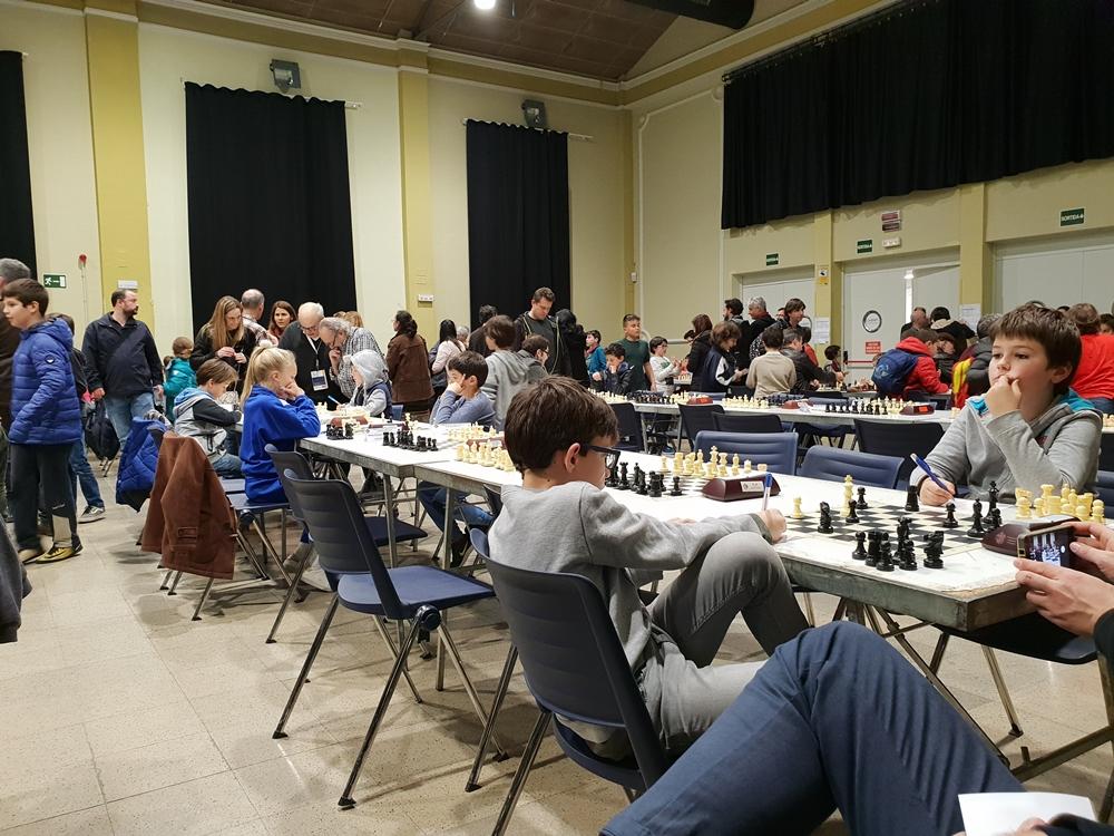 Campionat d'escacs 2018