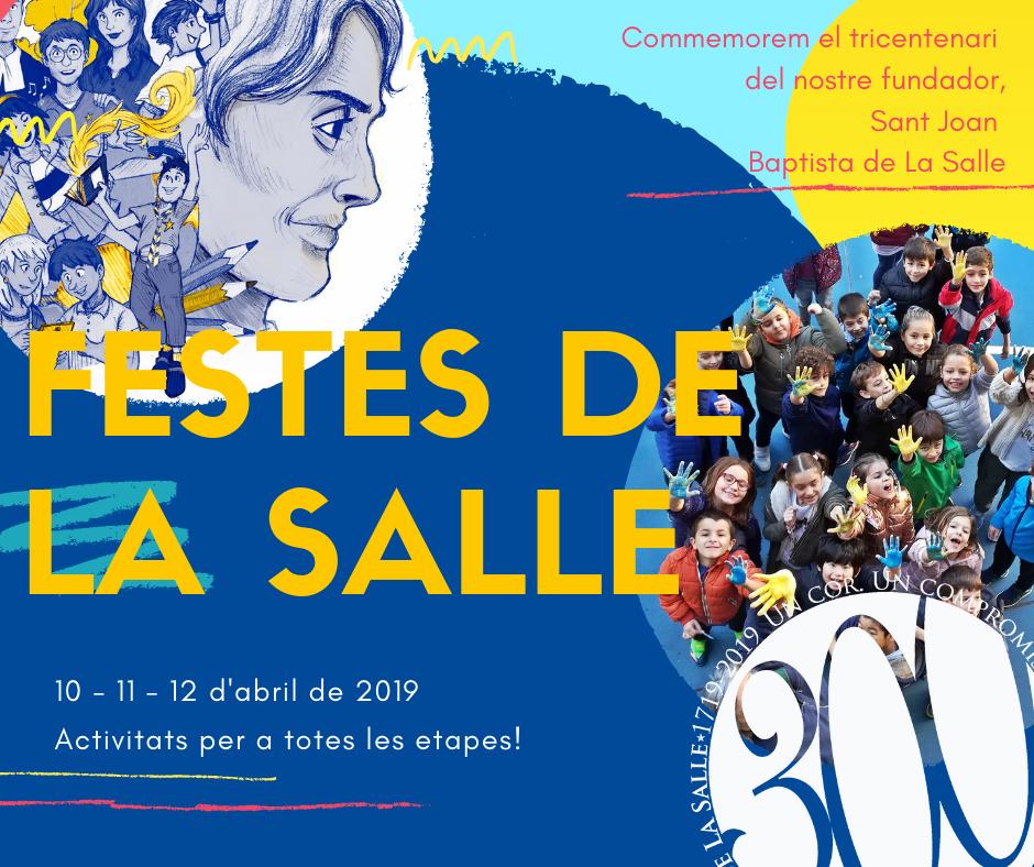 Festes de La Salle 2019