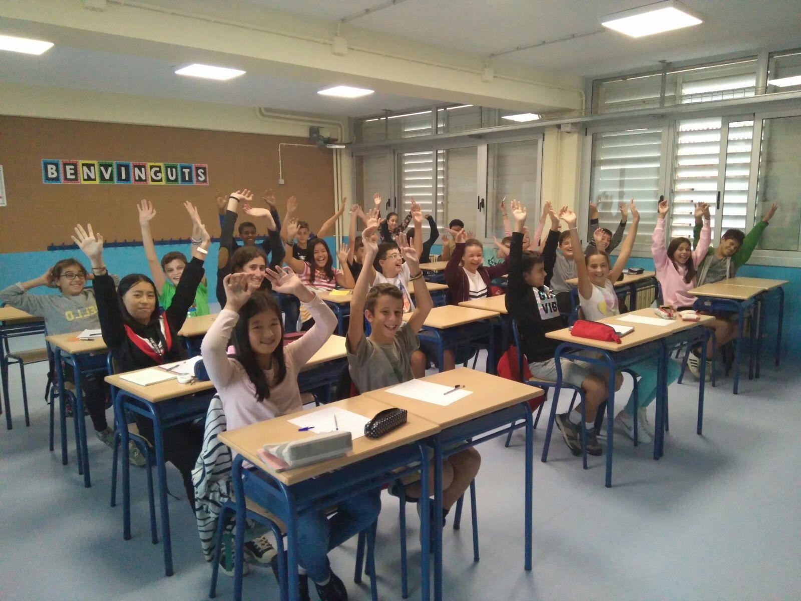 La Salle Gràcia inicia el nou curs amb més de 900 estudiants