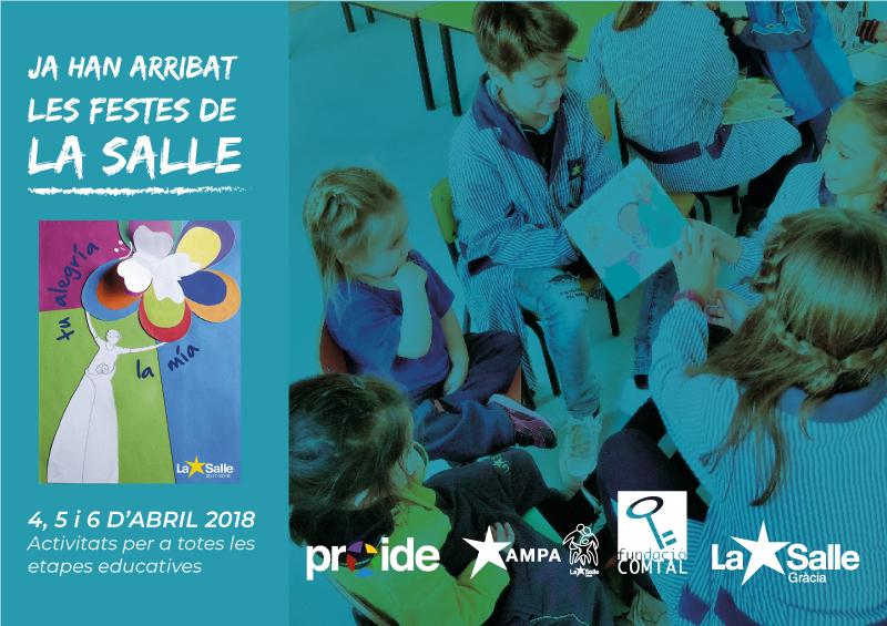 Festes de La Salle 2018