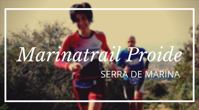 Participa a la cursa Marina Trail