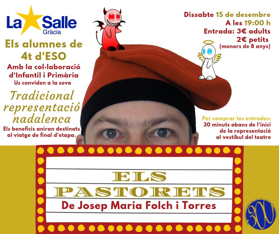 Teatre: Els Pastorets