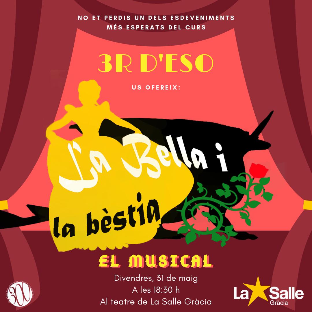 Musical: La Bella i la Bèstia