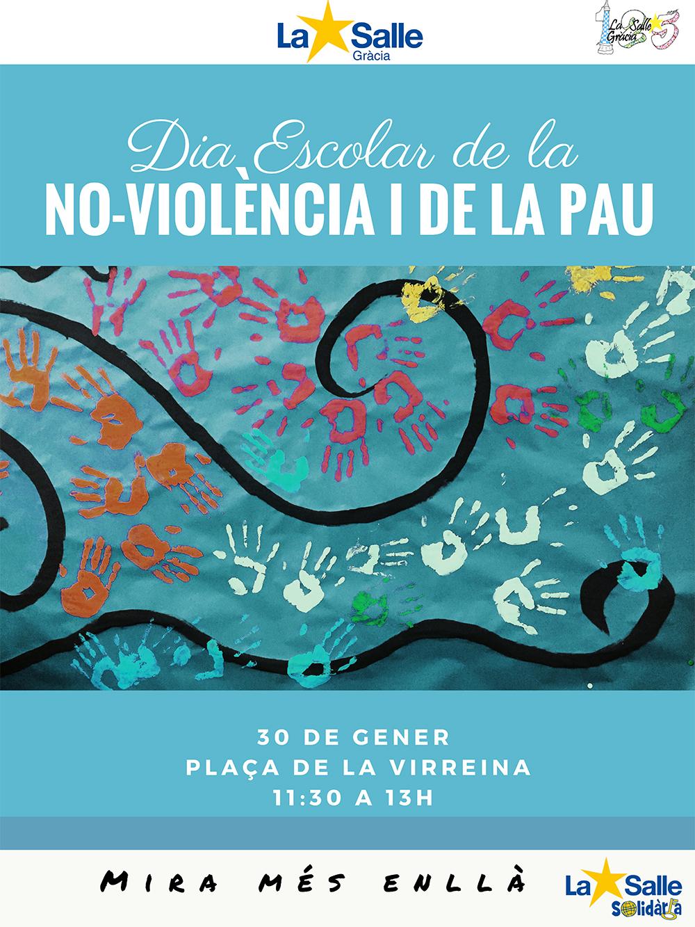 Dia Escolar de la No-violència i de la Pau (DENIP)