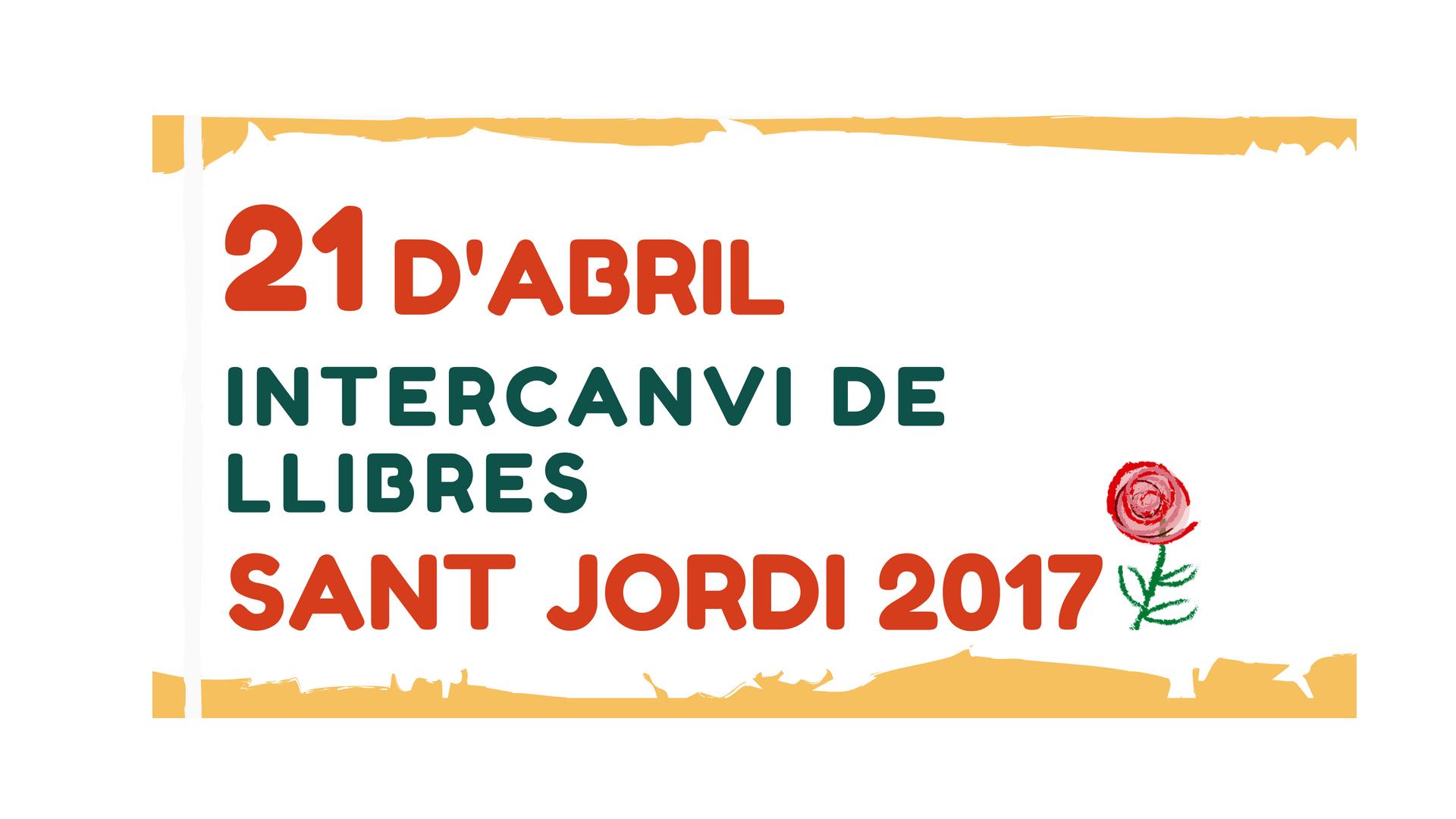 Sant Jordi 2017